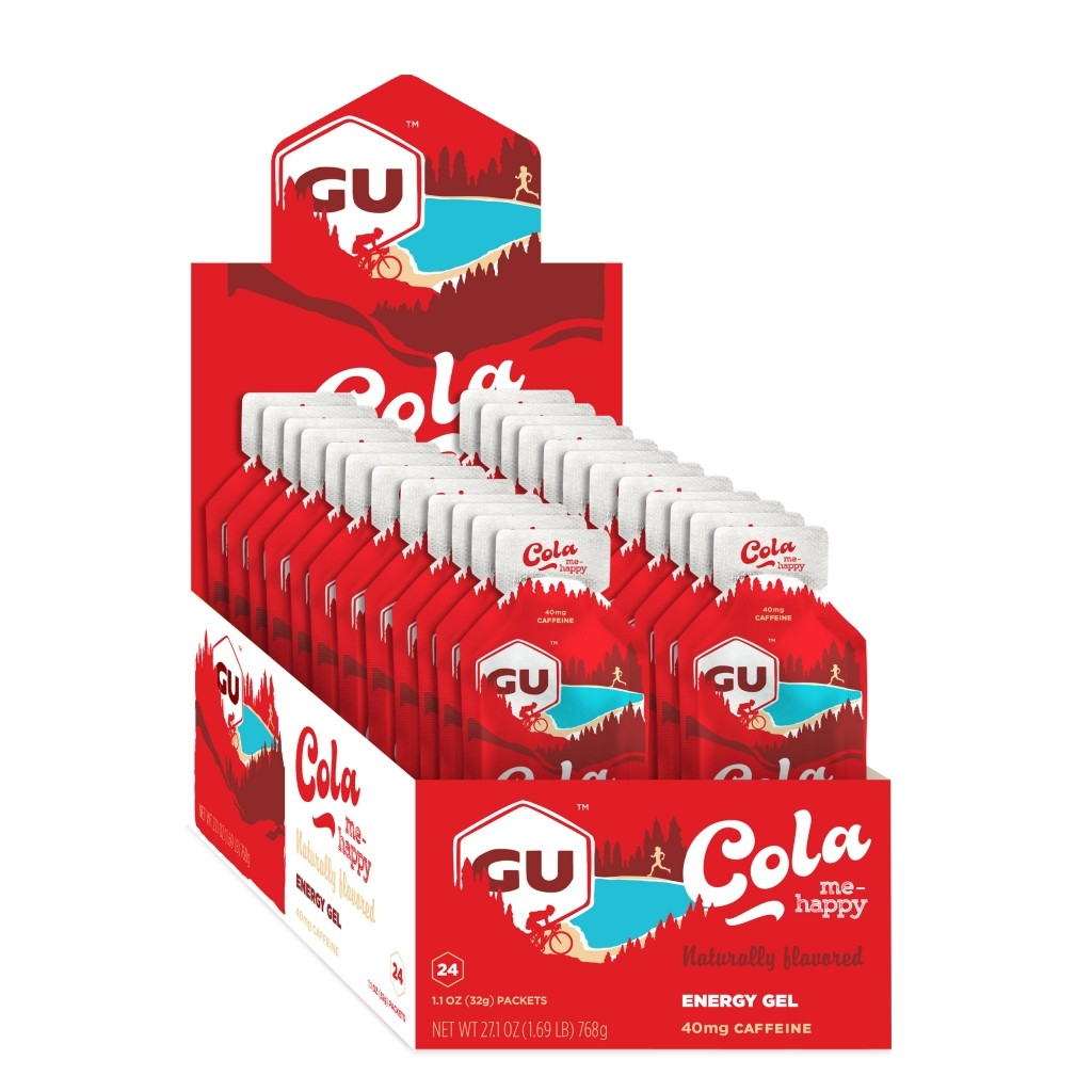 GU Energy Gel - Cola Me Happy