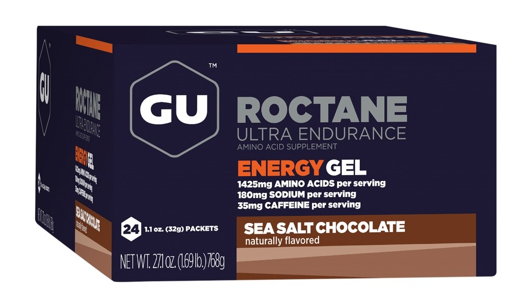 GU Energy Roctane Race Day - Sea Salt Chocolate 24 Pack