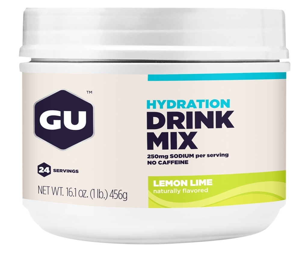 GU Hydration Drink Mix - Lemon Lime Canister