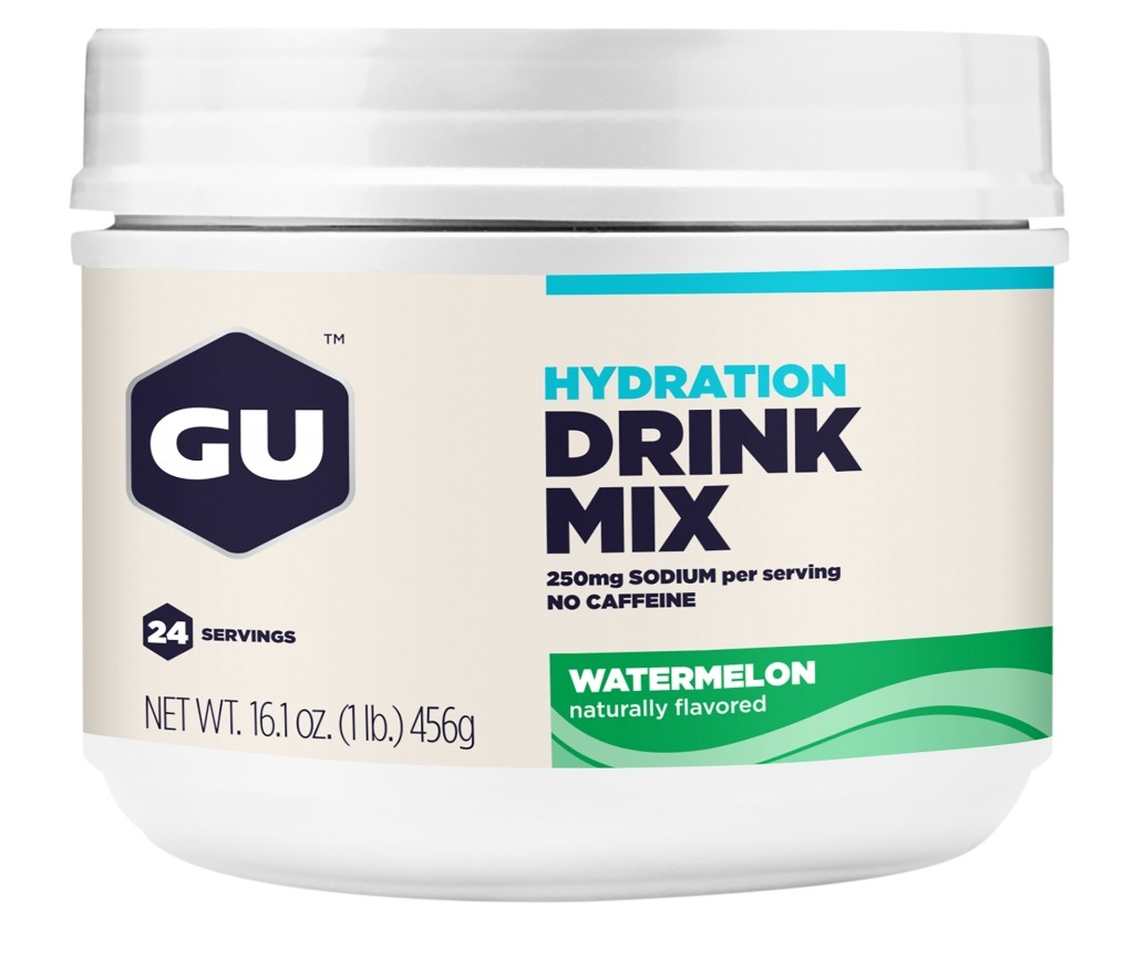 GU Hydration Drink Mix - Watermelon Canister