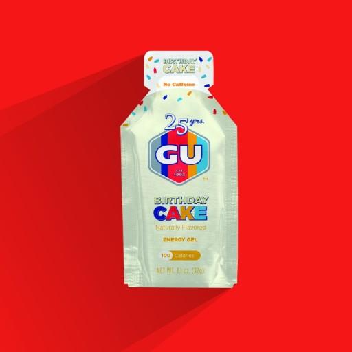 GU ENERGY - Birthday Cake 24 Pack