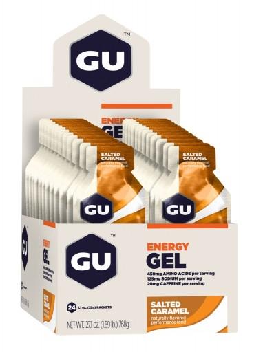 GU Energy Gel - Salted Caramel - Box of 24