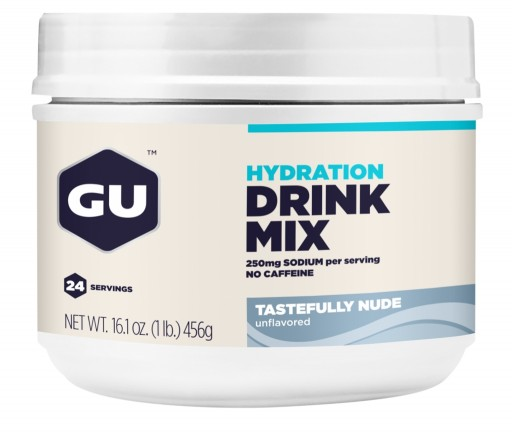 GU Hydration Drink Mix - Tastefully Nude Canister