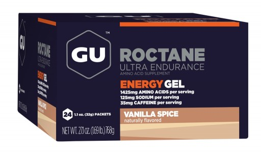 GU Energy Roctane Race Day - Vanilla Spice - 24 Pack