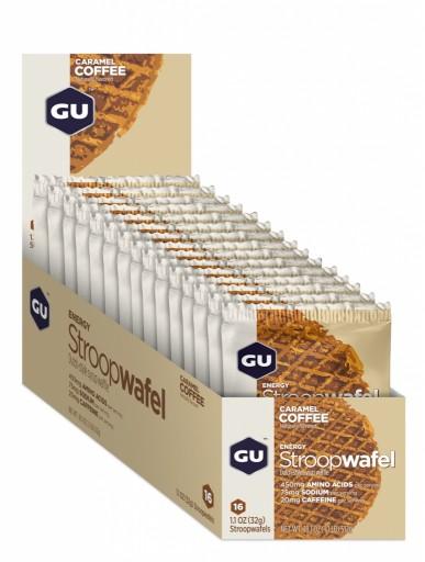 GU Stroopwafel - Caramel Coffee